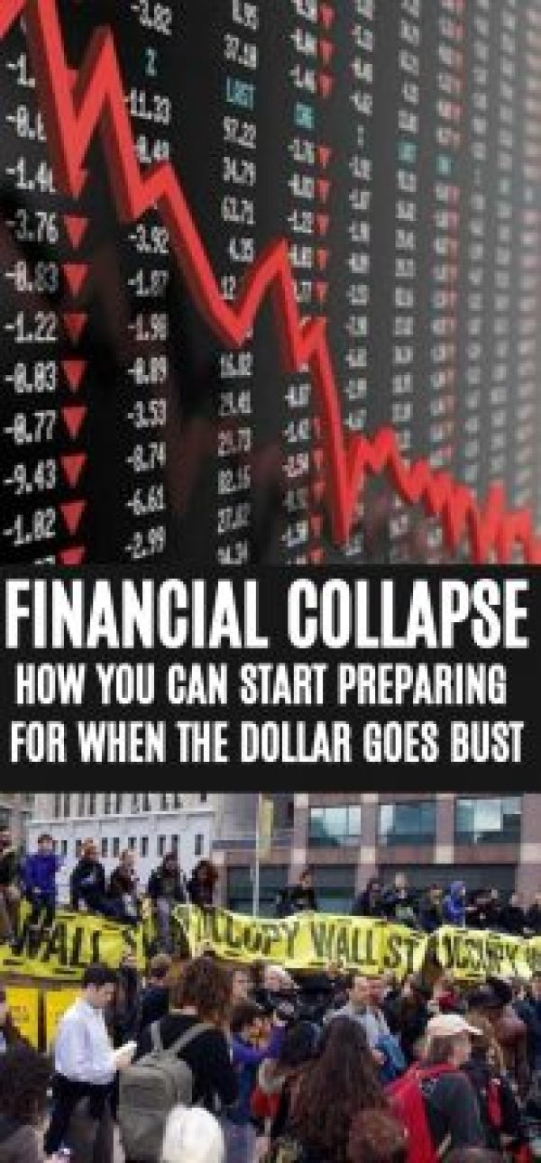 Economic Collapse Preparation: How to Prep for the Next