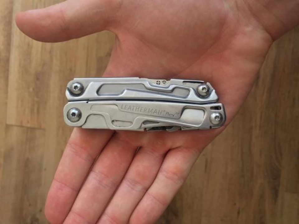 EDC Multitool Leatherman