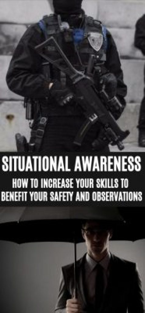 How to be more situationally aware