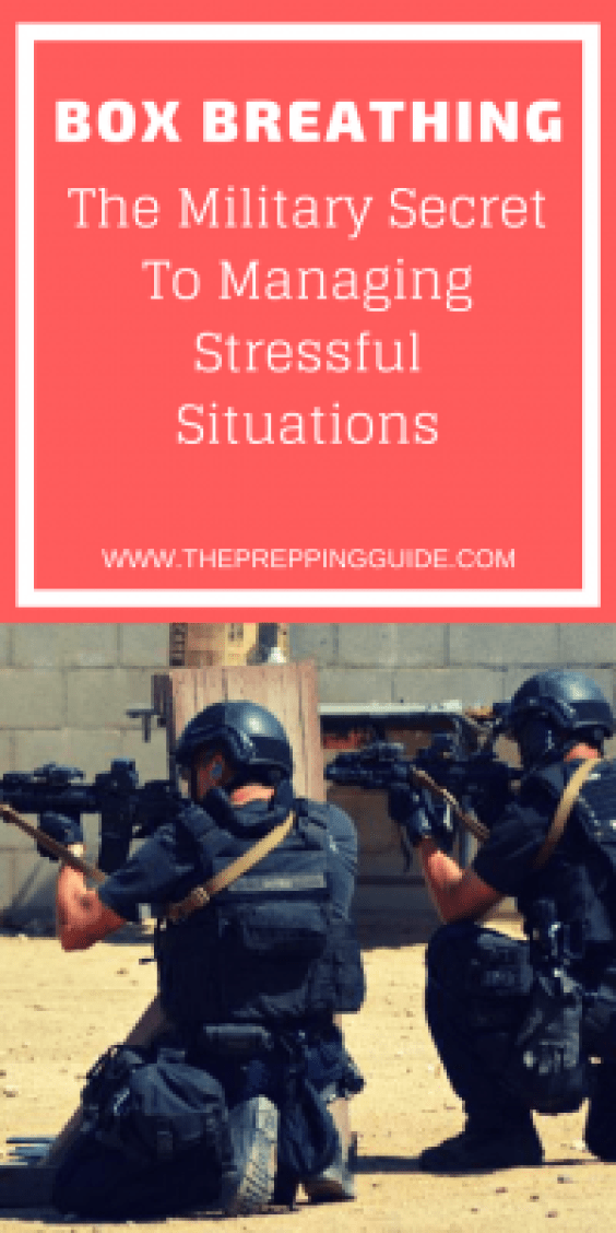 tactical breathing how to