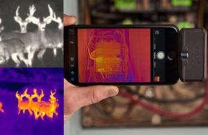 Thermal Cameras: How To Turn Your Phone Into A Thermal Image Sensor