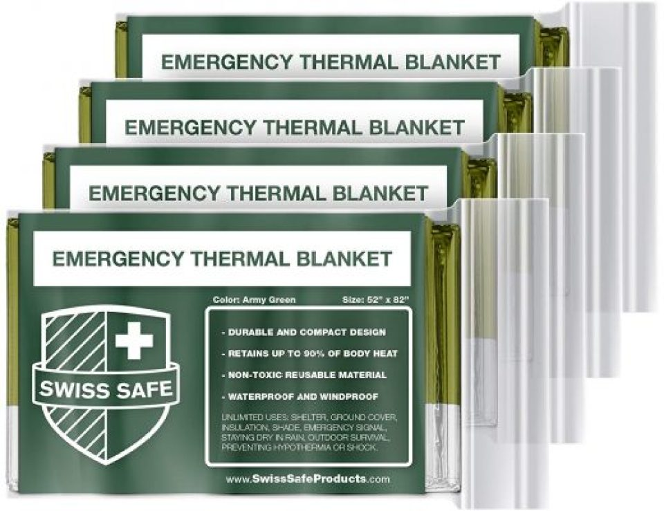 Thermal Blankets for Survival