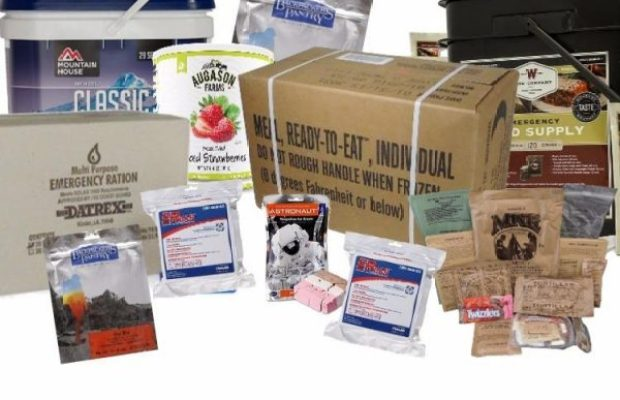 Seven best freeze dried and emergency survival foods reviewed