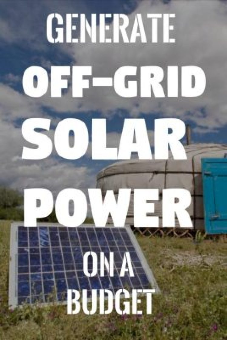 How do we generate cheap renewable energy when we are outdoors, on the homestead or in a disaster? We look at the two types of solar panel setups for y