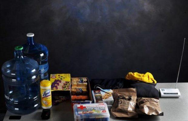 72 hour emergency food kit list
