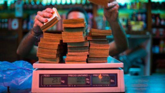 Hyperinflation in Venezuela
