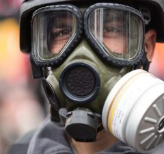 Gas Mask Filters