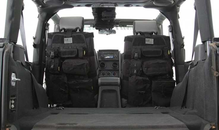 shtf vehicle gear