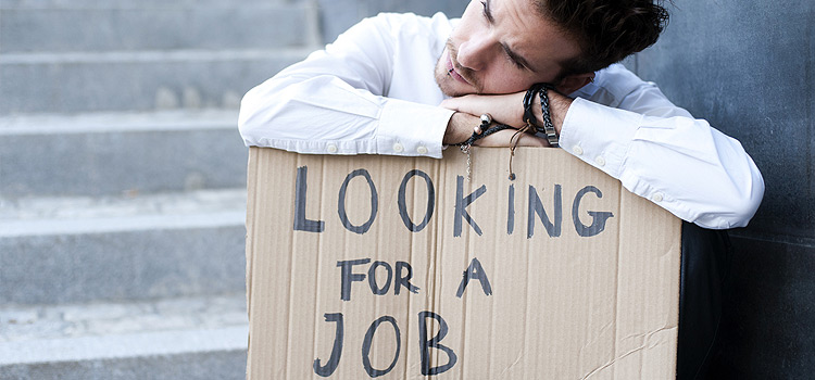 Prepare for job loss or recession