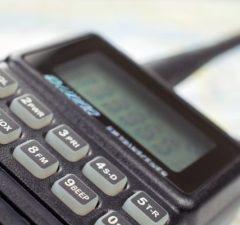 Handheld Ham Radio for Survival