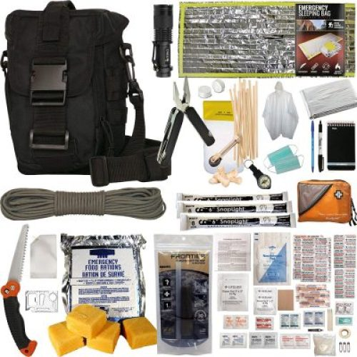 PREPPER'S FAVORITE Emergency Get Home Bag
