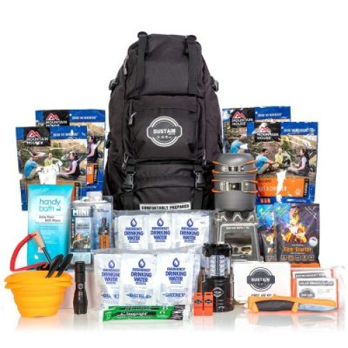 Premium Emergency Survival Bag Kit