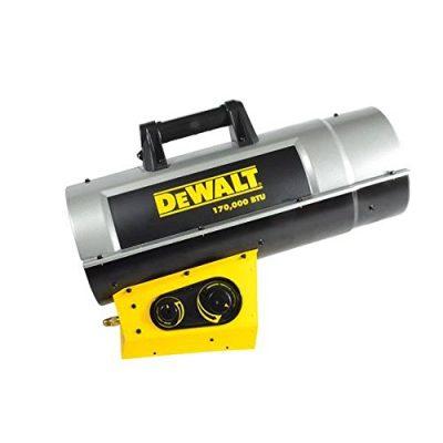 DeWalt Forced Air Propane Heater