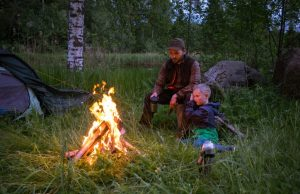 5 Reasons Why You Need A Gun While Hiking & Camping