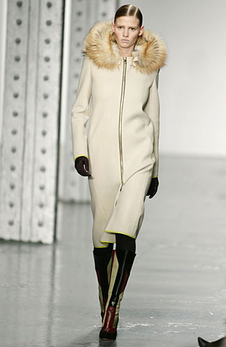 Jonathan Saunders Coat Dress