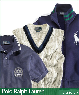 AELTC Polo Ralph Lauren Collection