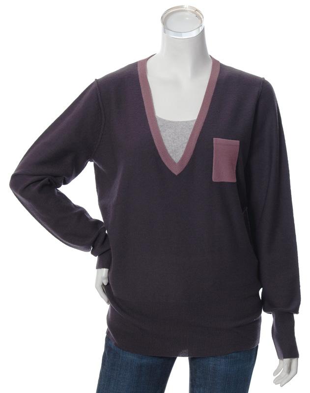 Sonia Rykiel Preppy Sweater at Azalea Boutique