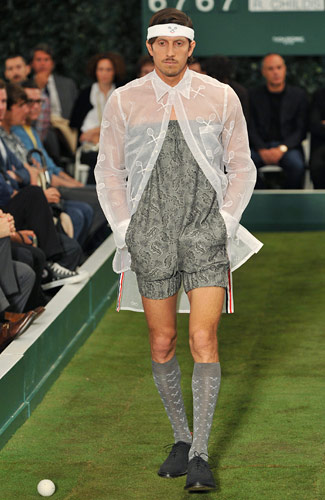 Thom Browne Spring 2009 Collection