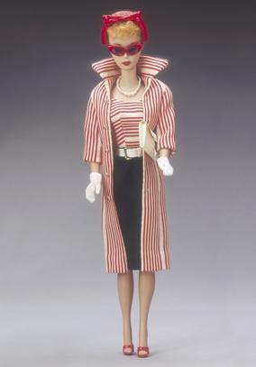 1959 Roman Holiday Barbie Doll (Courtesy Mattel)