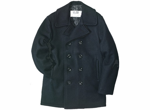 Schott NYC Pea Coat