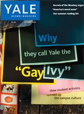 Courtesy Yale Alumni Magazine