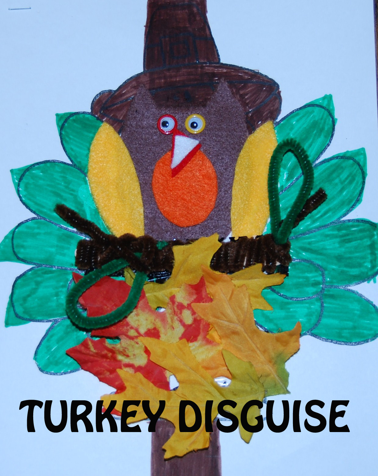 Turkey Disguise