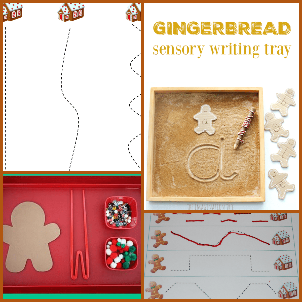The Ultimate Gingerbread Theme For Preschool And Kindergarten The Preschool Toolbox Blog