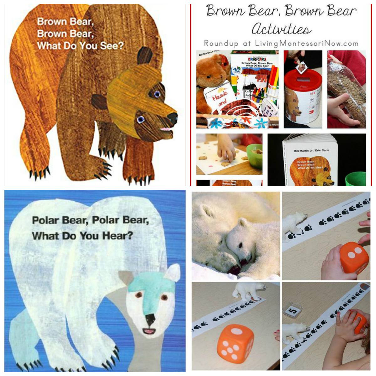Eric Carle Theme And Author Study Activities For Preschool