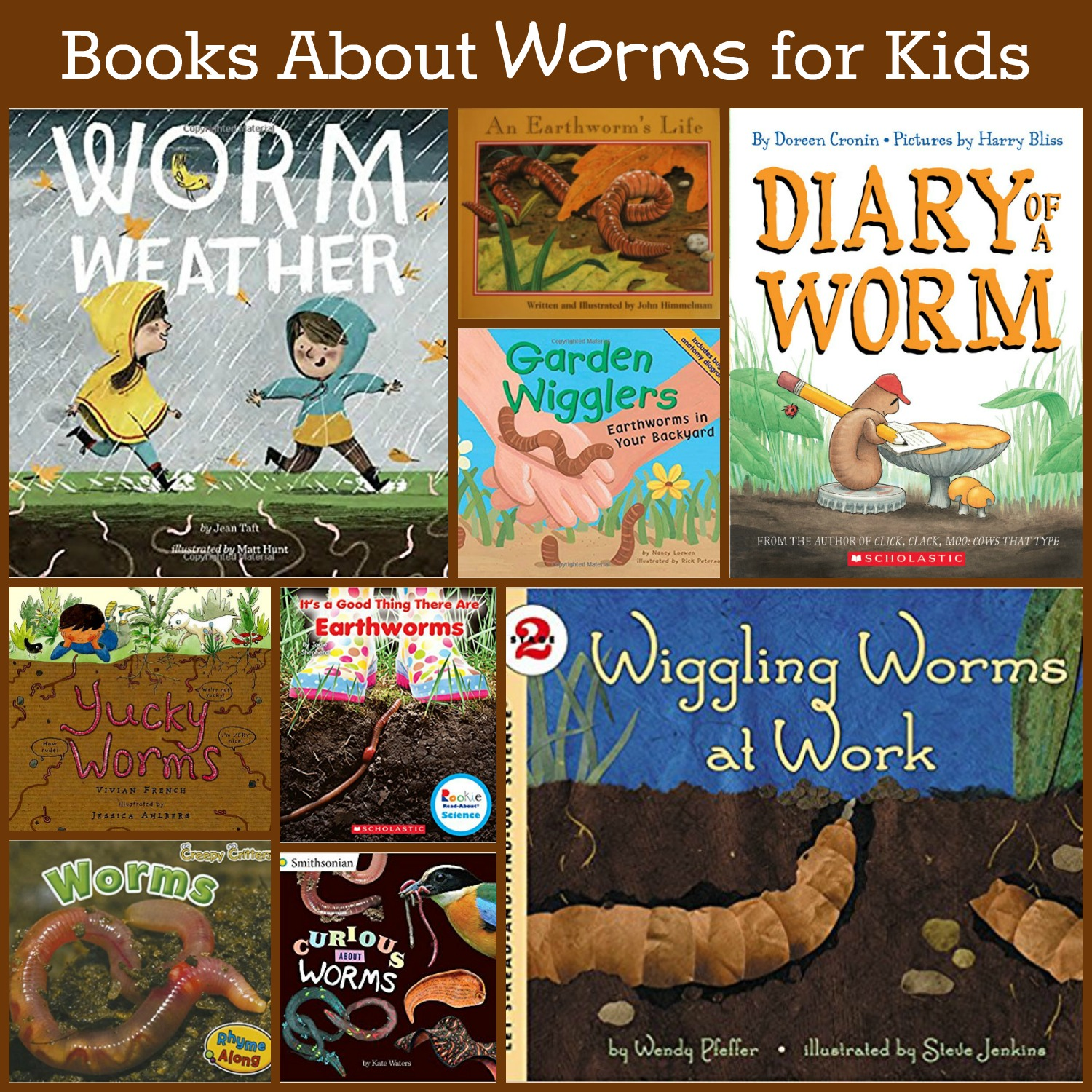 Can Of Worms A Math Counting Game For Preschoolers The