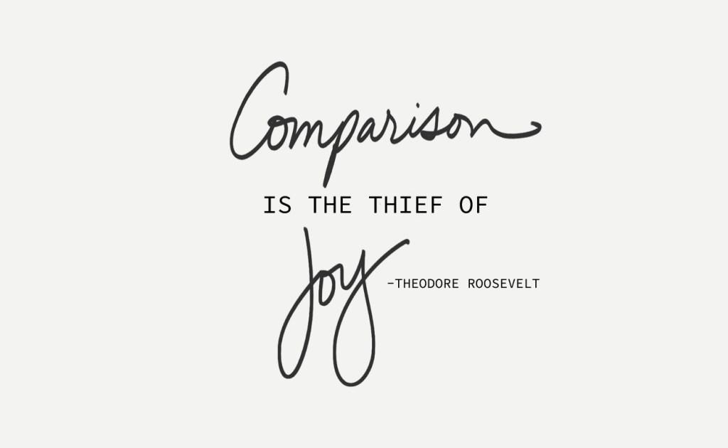 Rèn luyện tư duy tích cực — Phần 3: Ngừng so sánh bản thân và ghen tị với người khác