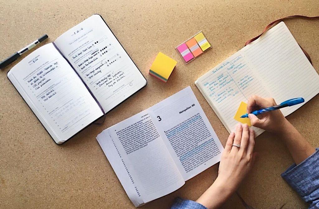 Đọc nhanh, tập trung, nắm chắc ý (academic/nonfiction reading)