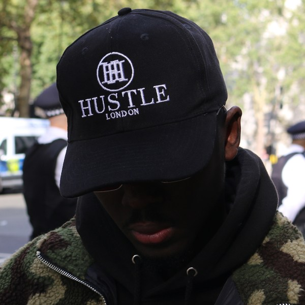 the presidential hustle hats