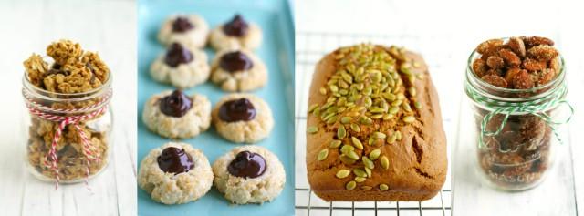 Easy vegan holiday baking recipes