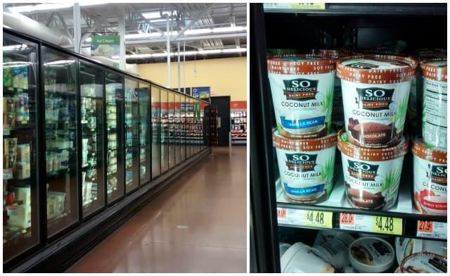 SO Delicious Frozen Desserts at Walmart. #shop ad