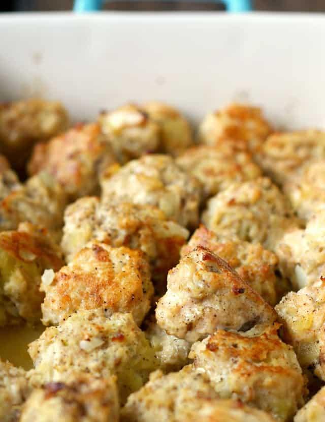egg free meatball recipe