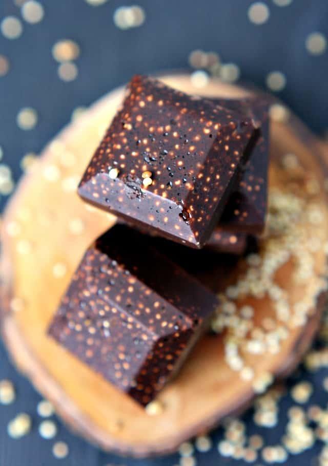 dairy free chocolate candy recipe