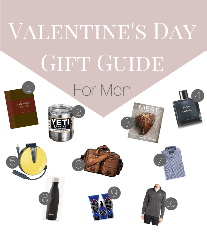 Valentine's Day Gift Guide for Men