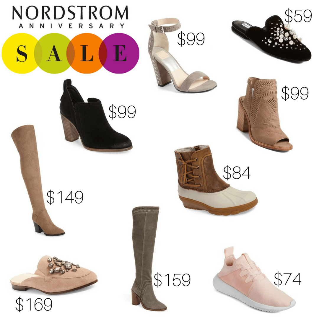 d3007019141 Nordstrom Sale 2017 Picks  Shoes for Fall and Winter - The Pretty ...