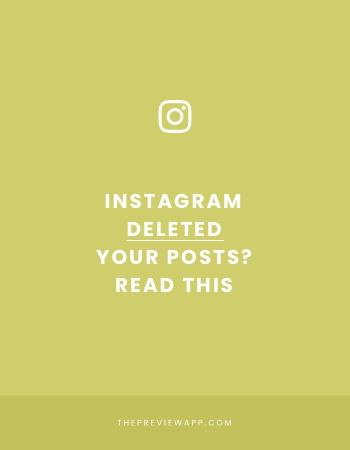 Instagram deleted photos        My Account Disappeared     What s happening     Instagram deleted my photos        My Account Disappeared     What s happening