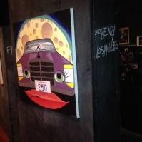 250 Benz/ Los Angeles