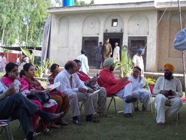 Conference on Guru Nanak at PKG