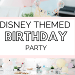 disney birthday party