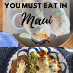 food in maui