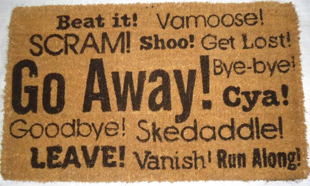 go-away-synonym-doormat-the-priceless-guide