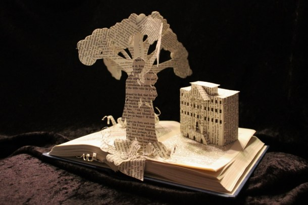 jodi harvey-brown book sculpture 10