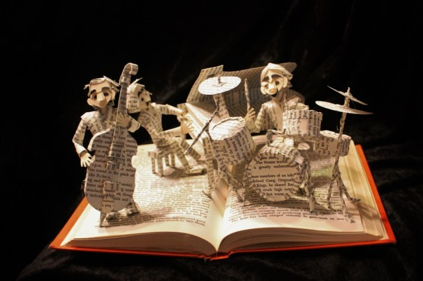 jodi harvey-brown book sculpture 12
