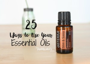 25 ways to use essential oils