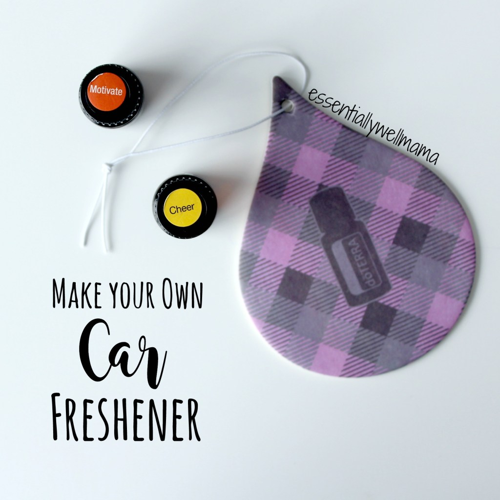 car freshener essential oils