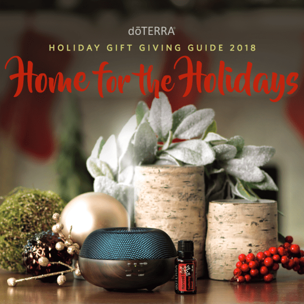 doTERRA Holiday Gift Guide 2018