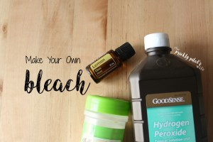 Make Your Own Bleach with Essential Oils